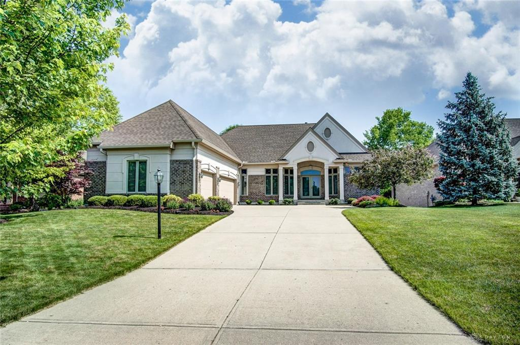 Photo of home for sale at 1205 Club View Drive, Centerville OH