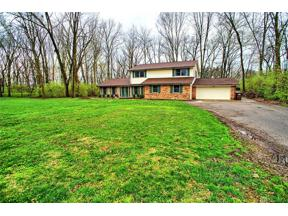Property for sale at 1760 Beechwood Drive, Troy,  OH 45373
