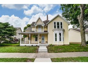 Property for sale at 509 Franklin Street, Troy,  Ohio 45373