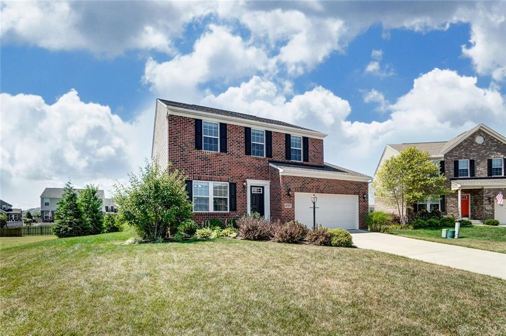 Photo of home for sale at 9757 Brooks Bend Court, Clearcreek Twp OH