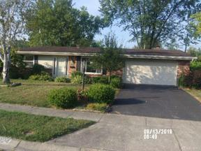 Property for sale at 1024 Merrywood Drive, Englewood,  Ohio 45322