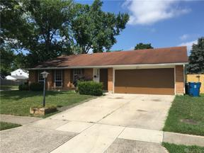 Property for sale at 7101 Dial Drive, Huber Heights,  Ohio 45424