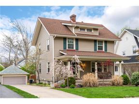 Property for sale at 15 Aberdeen Avenue, Oakwood,  Ohio 45419