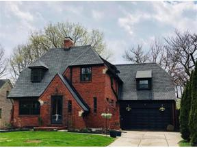 Property for sale at 219 Broadmoor Boulevard, Springfield,  Ohio 45504