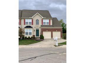 Property for sale at 2164 Cobblestone Court, Miamisburg,  Ohio 45342