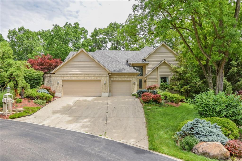 Photo of home for sale at 1919 Arbor Walk Court, Washington Twp OH