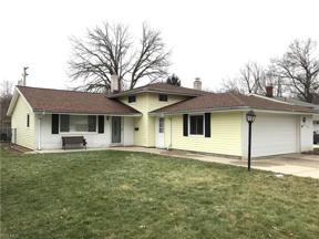 Property for sale at 4401 Danberry Drive, North Olmsted,  Ohio 44070