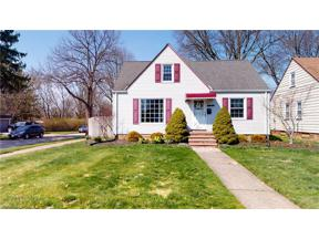 Property for sale at 11382 Woodview Boulevard, Parma Heights,  Ohio 44130