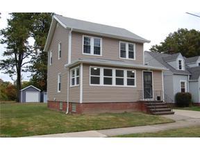 Property for sale at 10510 Manoa Avenue, Brooklyn,  Ohio 44144