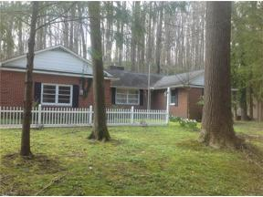 Property for sale at 480 Riverview Drive, Gates Mills,  Ohio 44040