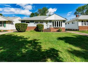 Property for sale at 11630 Barrington Boulevard, Parma Heights,  Ohio 44130