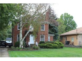 Property for sale at 6832 Hillside Road, Independence,  Ohio 44131