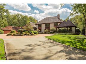 Property for sale at 7900 Fox Hill Drive E, Gates Mills,  Ohio 44040