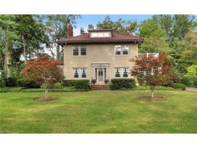 Property for sale at 2886 Litchfield Road, Shaker Heights,  Ohio 44120