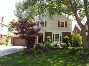 Property for sale at 4853 S Park Drive, Fairview Park,  Ohio 44126