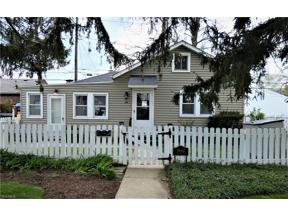 Property for sale at 1632 Fruitland Avenue, Mayfield Heights,  Ohio 44124
