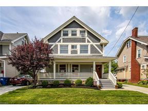 Property for sale at 1514 Elbur Avenue, Lakewood,  Ohio 44107