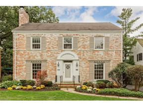 Property for sale at 22480 Calverton Road, Shaker Heights,  Ohio 44122