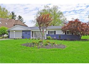 Property for sale at 2435 Sittingbourne Lane, Beachwood,  Ohio 44122