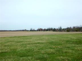 Property for sale at 7400 Beach Road, Wadsworth,  Ohio 44281