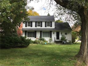 Property for sale at 1655 S Belvoir Boulevard, South Euclid,  Ohio 44121