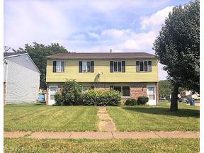 Property for sale at 1533 Fillmore Avenue, Lorain,  Ohio 44052