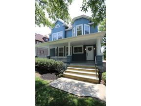 Property for sale at 1510 Arthur Avenue, Lakewood,  Ohio 44107