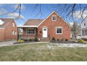 Property for sale at 19686 Henry Road, Fairview Park,  Ohio 44126
