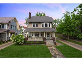 Property for sale at 1267 Arlington Road, Lakewood,  Ohio 44107