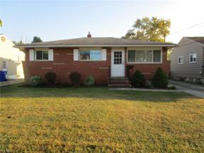 Property for sale at 14625 N Gallatin Boulevard, Brook Park,  Ohio 44142