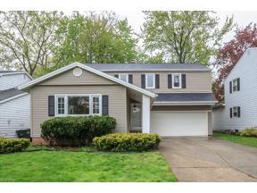 Property for sale at 5612 Ridgebury Boulevard, Lyndhurst,  Ohio 44124