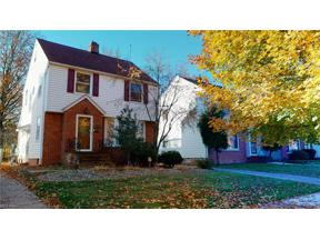 Property for sale at 4050 Hinsdale Road, South Euclid,  Ohio 44121
