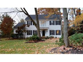 Property for sale at 208 Brentwood Drive, Hudson,  Ohio 44236