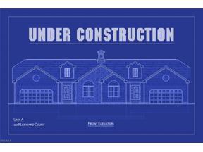 Property for sale at 207 Leeward, Vermilion,  Ohio 44089