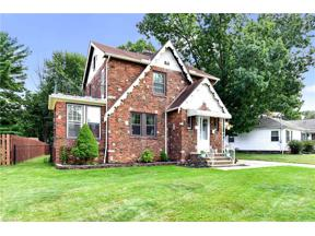 Property for sale at 6159 Stratford Drive, Parma Heights,  Ohio 44130