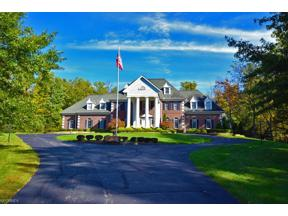 Property for sale at 13395 Ledgebrook Lane, Chagrin Falls,  Ohio 44022