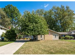 Property for sale at 4617 Williamstown Drive, North Olmsted,  Ohio 44070