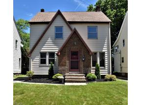 Property for sale at 2247 Cranston Road, University Heights,  Ohio 44118
