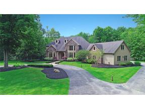 Property for sale at 9601 Weathervane Drive, Chagrin Falls,  Ohio 44023