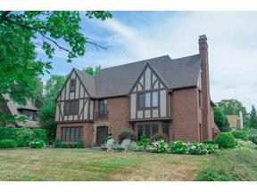 Property for sale at 2957 Eaton Road, Shaker Heights,  Ohio 44122