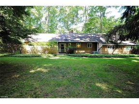 Property for sale at 576 Solon Road, Bentleyville,  Ohio 44022