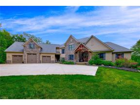 Property for sale at 10865 Golden Pond Drive, Chagrin Falls,  Ohio 44023