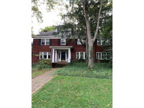 Property for sale at 2811 Fairmount Boulevard, Cleveland Heights,  Ohio 44118
