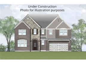 Property for sale at 29901 Persimmon Drive, Westlake,  Ohio 44145