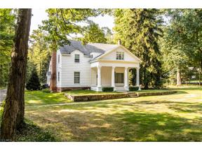 Property for sale at 1638 Berkshire Road, Gates Mills,  Ohio 44040