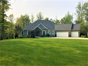 Property for sale at 4580 Sunset Cove Drive, Medina,  Ohio 44256