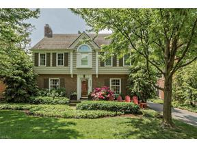 Property for sale at 22550 Calverton Road, Shaker Heights,  Ohio 44122