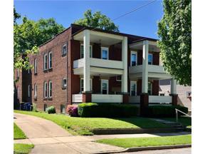 Property for sale at 1472 Lakewood Avenue, Lakewood,  Ohio 44107