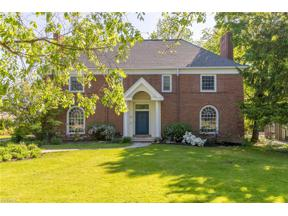 Property for sale at 22239 Parnell Road, Shaker Heights,  Ohio 44122