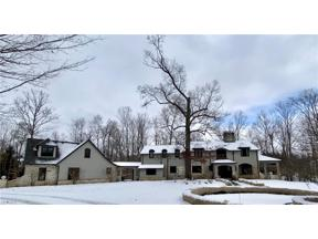 Property for sale at 33075 Woodleigh Road, Pepper Pike,  Ohio 44124